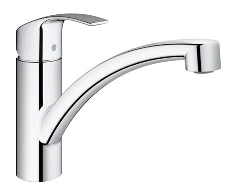 Grohe Kitchen Sink Grohe Eurosmart Low Spout Kitchen Sink Mixer Tap 33281002
