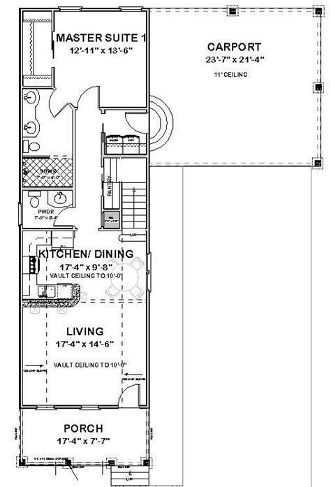 modern shotgun house plans pinterest the world s catalog of ideas