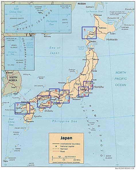 japan geography map maps of japan page 2 japanese flags maps economy