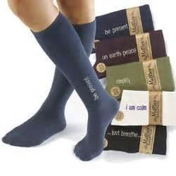 Tootsie Warmers by Spiritual Toe Warmers Organic Mantra Socks