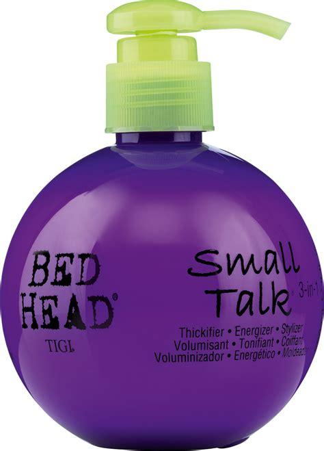 Tigi Bedhead Small Talk Thickener by Tigi Bed Small Talk 200ml