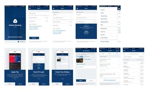 Sketch App Resume Template Boa Inspired Mobile Banking App Sketch Resource For Sketch