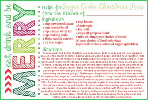 printable holiday recipes christmas recipe card christmas lights card and decore