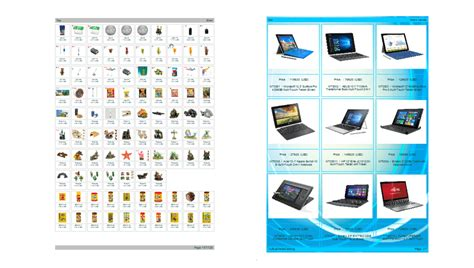 product catalogue template free create catalog software print pdf html android