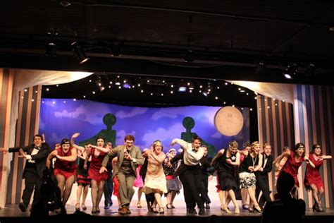 college light opera company lady be good fascinates cloc audiences this week the