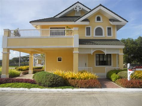 house design model lladro model house of savannah crest iloilo by camella homes erecre group realty