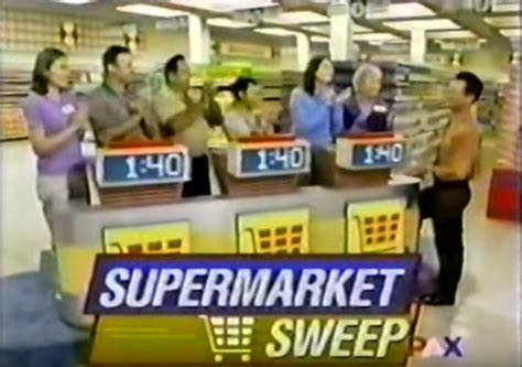 Supermarket Sweepstakes - supermarket sweep series tv tropes