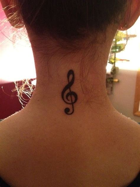 neck tattoo bad idea 22 best clef neck tattoo images on pinterest music
