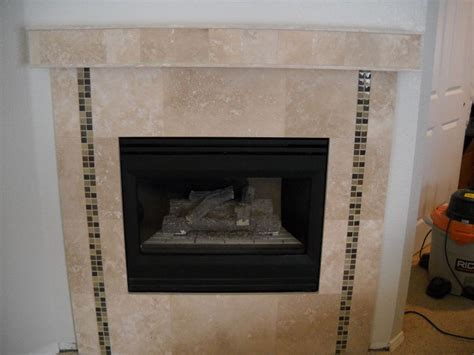 tiled fireplace surround tile fireplace surround construction picture post