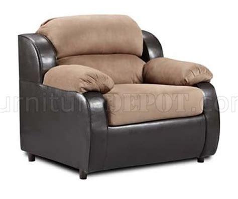 Microfiber Faux Leather Sofa by Espresso Microfiber Sofa Loveseat Set W Faux