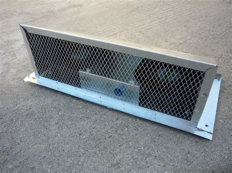 crawl space exhaust fan with humidistat crawl space ventilator image of fans foundation vent