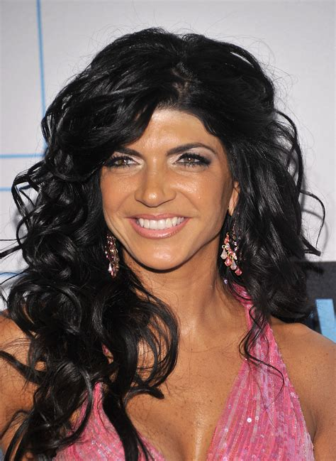 does teresa giudice have hair extensions i m no longer on team teresa real housewives of new jersey