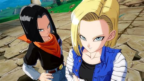 wallpaper hd dragon ball untuk android dragon ball fighterz android gameplay gamescom 2017