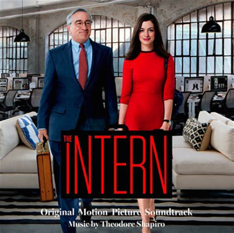 the intern the intern soundtrack details reporter