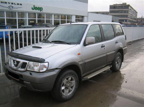2003 Nissan Terrano Ii Pictures