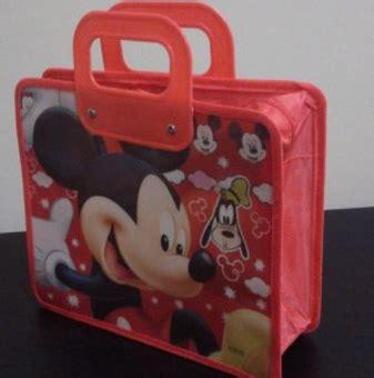 Goodie Bag Ultah Bentuk Tas Busur tas souvenir goodie bag ultah anak
