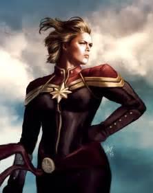 Captain Marvel Captain Marvel Wallpapers Wallpapersin4k Net
