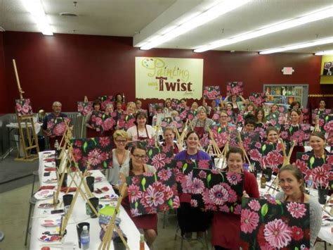 paint with a twist lansing lansing mi painting with a twist had a fabulously and