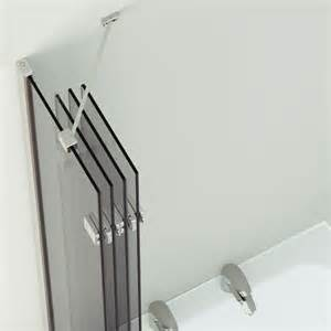 Folding Shower Screen For Bath kudos 4 panel compact bath screen right hand