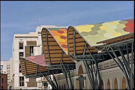 architecture of markets santa caterina market embt barcelona e architect