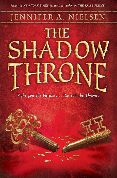 the shadow of the books the shadow throne a nielsen author