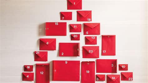 Advent Calendar For Handmade Advent Calendars Martha Stewart