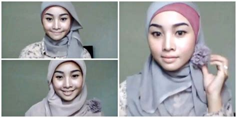 tutorial hijab paris segi empat formal tutorial jilbab paris segi empat santai dan formal share