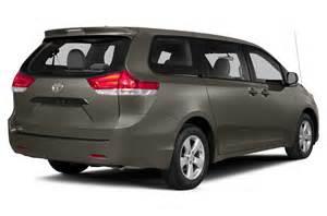 Toyota Minivan 2014 2014 Toyota Price Photos Reviews Features