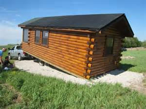 trophy amish cabins llc delivery