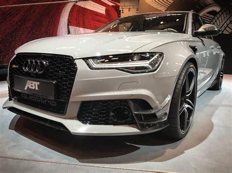 Auto Tuning In Essen by Abt Audi Und Vw Tuning Auf Der Essen Motorshow 2016 Rad