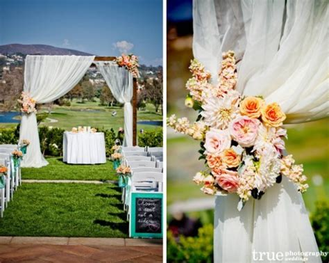 Outdoor Wedding Ceremony Decorations by Outdoor Ceremony Aisle Decorations Archives Weddings
