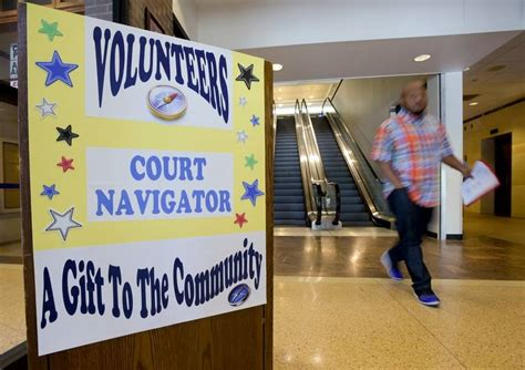 Dupage County Court Search New Volunteer Program Aims To Make Dupage Courthouse Easier To Navigate