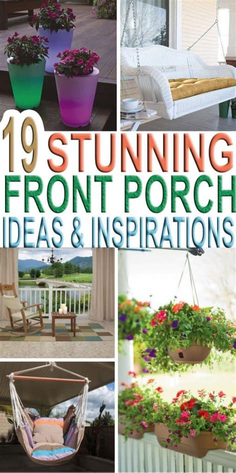 the front porch books 19 stunning front porch decor ideas inspirations my