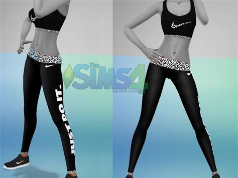 tsr sims 4 clothes sports sims4 orlane s jogging nike