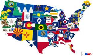 state flowers usa map state flags map www imgkid the image kid has it