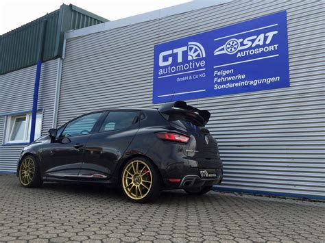 felgen renault clio 4 gt renault clio iv typ r galerie by gt automotive gmbh co kg