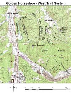 colorado hiking maps oric colorado summit county region day hiking trails