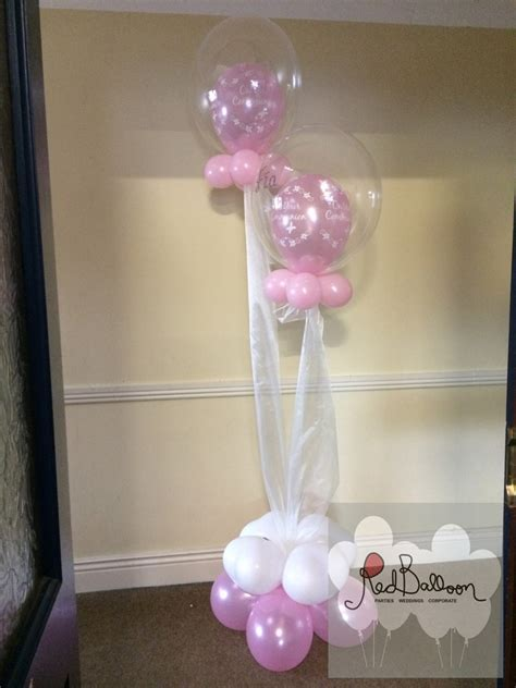 Communion Balloons   Red Balloon Cork