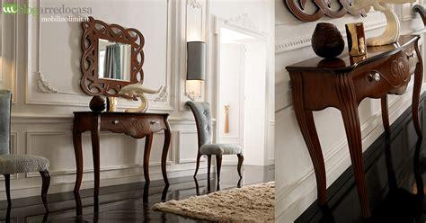 mobili classici per ingresso arredare l ingresso con mobili classici alcuni consigli