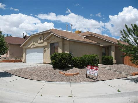 albuquerque rent to own home available ad 351