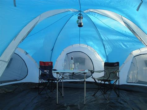 family cing tents 4 room large family