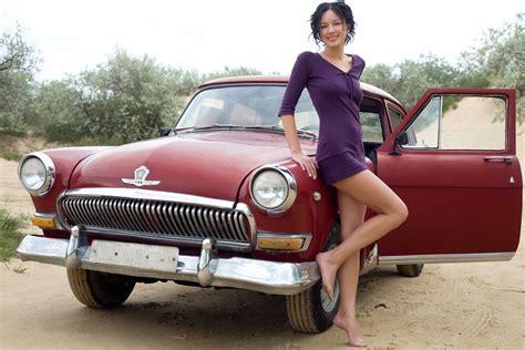 wallpaper girl and car cars and women desktop wallpaper wallpapersafari