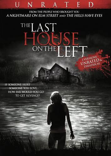 the last house on the left unrated versions