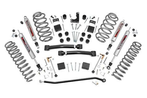 jeep grand suspension kits 4in x series suspension lift kit for 99 04 jeep wj grand