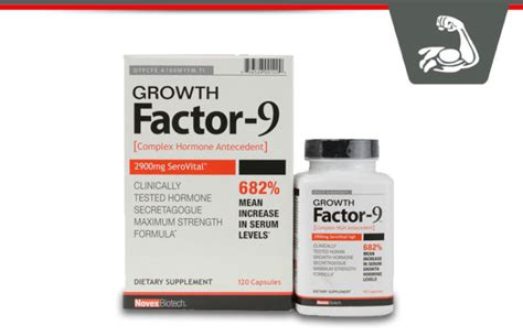 factor 9 supplement growth factor 9 review novex biotech s hgh booster
