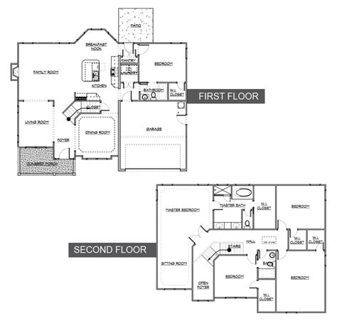 summit homes floor plans the sylvia summit construction new homes