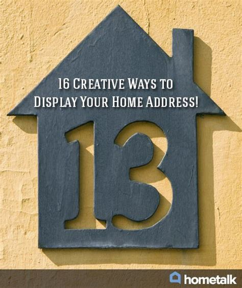 unique house names ideas 78 ideas about house numbers on pinterest address