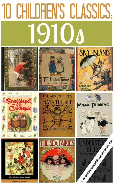 classic children picture books classic children s books from the 1910s