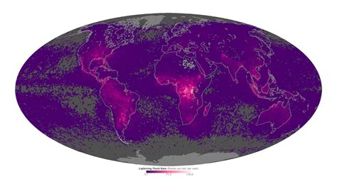 lightning maps world lightning strikes map