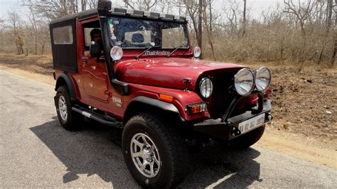 jeep mahindra modified mahindra thar crde thar jeep wallpaper johnywheels